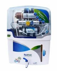 Aqua Fresh Nyc Copper Model 12 L RO  UV  UF  TDS Copper Filter  Purify Mineral Water Purifier
