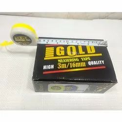 Gold Measuring Tape