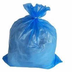 Blue HDPE Garbage Bag