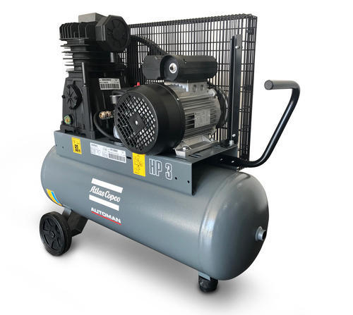 3 HP - 100 HP Atlas Copco High Pressure Air Compressor