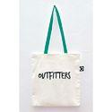 White Designer Cotton Tote Bag
