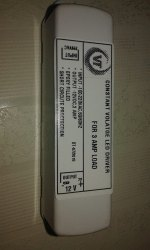 Vt Brand 3 Amp Nylon Body(First Time) Latest And Best Quality Constant Voltage Smps Driver