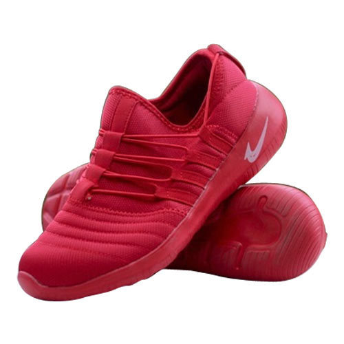 Canvas Red Sports Shoes, Rs 1500 /piece