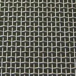 Spring SS Wire Mesh, For Fencing, Material Grade: 304
