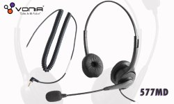 Vonia DH-577MD 2.5 mm Headset