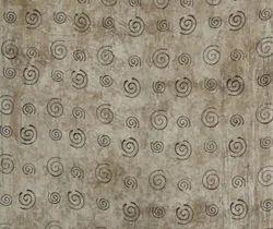 Cotton Hand Block Circle Print Batik Fabric