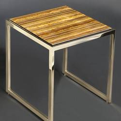 Tiger Eye Table