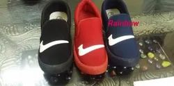 AIR MAGIC Casual Wear Kids Shoes Loafer - Rainbow