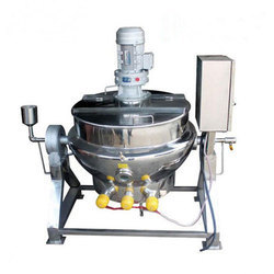 Motor Jacketed Kettle