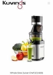 Kuvings Whole Slow Juicer Chef (CS 600)