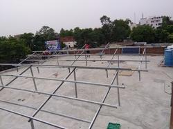 GI Rooftop Structure