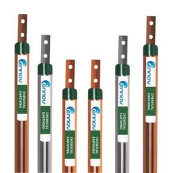 Copper Bonded Earthing Set