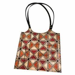 Jaysree Printed ladies handbag