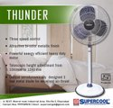 Thunder Pedestal Kit Farrata 1 Inch