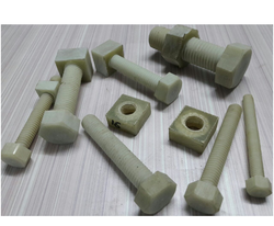 Pultruded Nut and Bolt