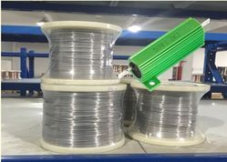 Constantan Wire, For Resistance & Thermocouple, Thickness: 0.5-1.5 Mm