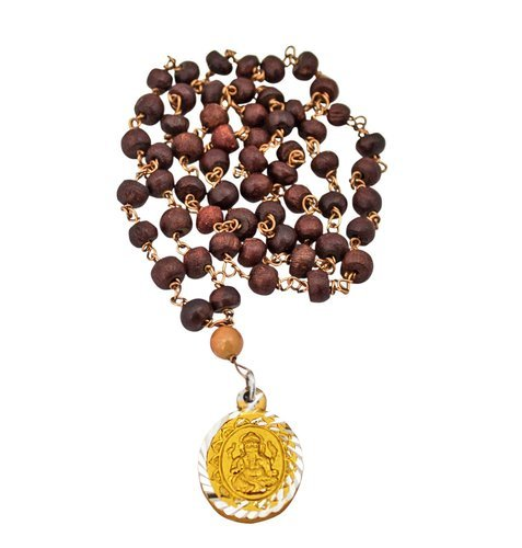Brown Spiritual Neck Chains, Shree Vignesh & Co | ID: 18533451730