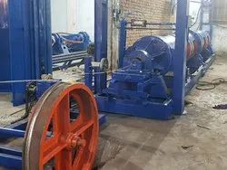 Tubular Machine For Conductor Manufacturing