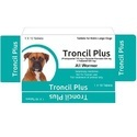 Troncil Plus, 1x10 Tablets