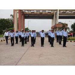 Industrial Security Service, in Gujarat