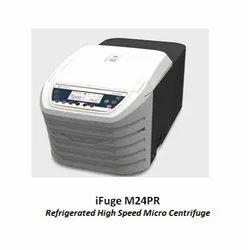 iFuge M24PR Refrigerated High Speed Micro Centrifuge - Neuation