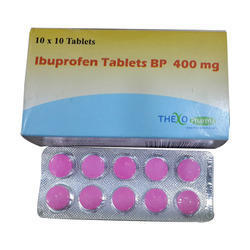 Ibuprofen Tablets BP 400 Mg