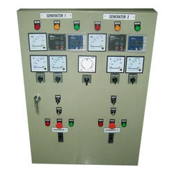 Mild Steel Synchronising Automatic Mains Failure Panel, Ip Rating: 55