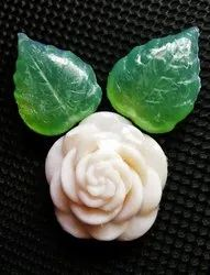 Natural Butter Rose Flower Gift Soaps