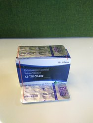 Carbamazepine CR 200mg Tablets (CB Tol-CR 200)