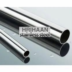 Brushed 202 Stainless Steel Pipe