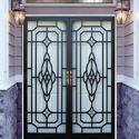 PHMS Galvanised Double Door