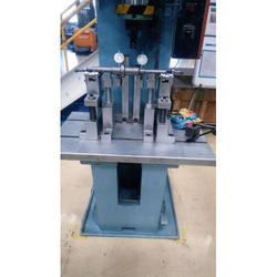 Shaft Runout Checking & Straightening Fixture
