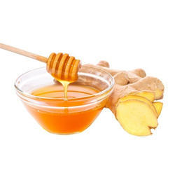 Ginger Honey, Grade Standard: Cosmetic Grade, Packaging Type: Pet Jar & Container