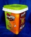 Round Tulsi Imli Jelly Candy, Packaging Type: Plastic Container