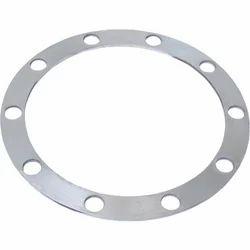Round Mild Steel Flench Rim Plate
