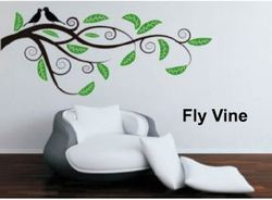 Big Stencils Fly Vine