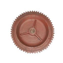 60T Pitch Chain Wheel