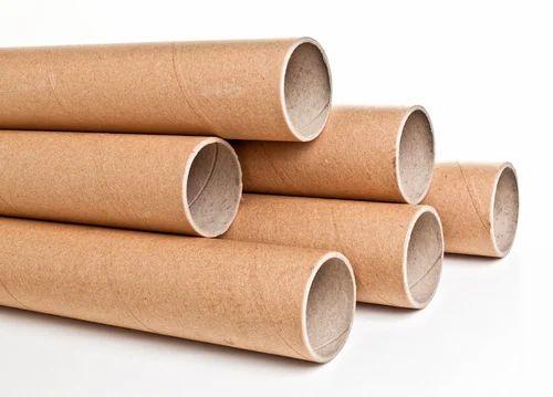 Paper Tubes - Kraft Paper Tube Manufacturer from Vadodara