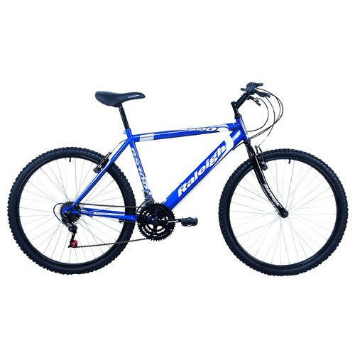 26a8d5ec0e2 Blue And Black Raleigh Sports Cycle