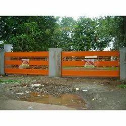 Industrial Main Gate