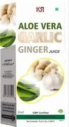 Aloevera Garlic Ginger Juice