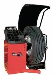 B9250 Heavy Duty Truck Wheel Balancer