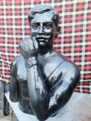 Chandrashekhar Azad Statue