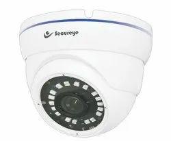 Secureye SIP 1HD-DIR-POE Dome IR Camera, Vision Type: Day & Night, Camera Range: 15 to 20 m