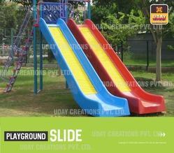 New FRP Double Roller Slide