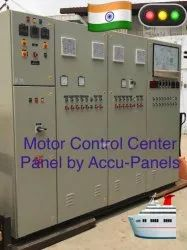 3 - Phase Motor Control Panel By Accu-Panels
