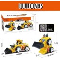 Plastic Bulldozer Toy
