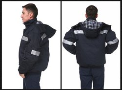 Warnmat Woollen Security Jacket, Size: Large
