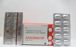 Tranexamic Acid And Mefenamic Acid Tablets Third Party Manufacturing