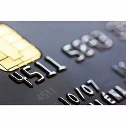 Multi Rectangular Metallic Embossed Card, Size: 86*54